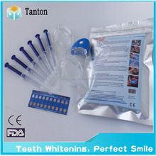 Good price Private LOGO package home Home cosmetic teeth whitening system/kit