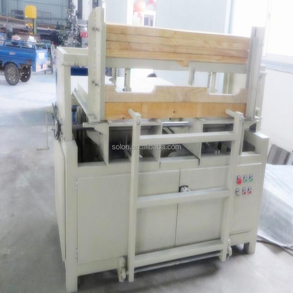 wood notching machine