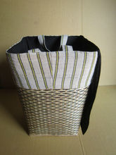 Bamboo & Rattan Product, Basket To Hold Secondhand Clothes, Eco-friendly, Handicraft in Vietnam