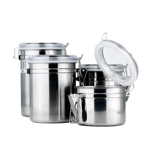 China Stainless Steel Kitchen Storage Containers, China Stainless Steel  Kitchen Storage Containers Manufacturers And Suppliers On Alibaba.com