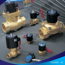 Sell to EMC type brass body high pressure high temperature 2L series 2 inch water steam solenoid valve