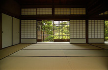 traditional rice straw filled tatami floor mat