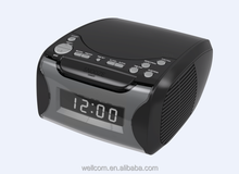 CD CLOCK RADIO PLAYER WITH USB PLAYBACK or USB charging