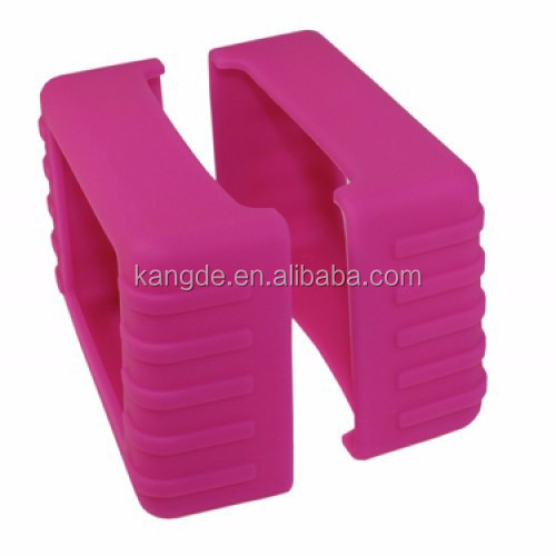 Silicone Rubber Boots for electronic enclosure, Shockproof silicone boots for aluminum enclosure