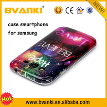 practical promotional mobile phone case for samsung i9082 used mobile phone, sublimation printing phone case for samsung i9082