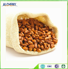 All kinds of dried fruits siberian pine nuts