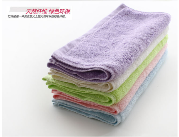 widely used bamboo towel hot selling bamboo bath towel