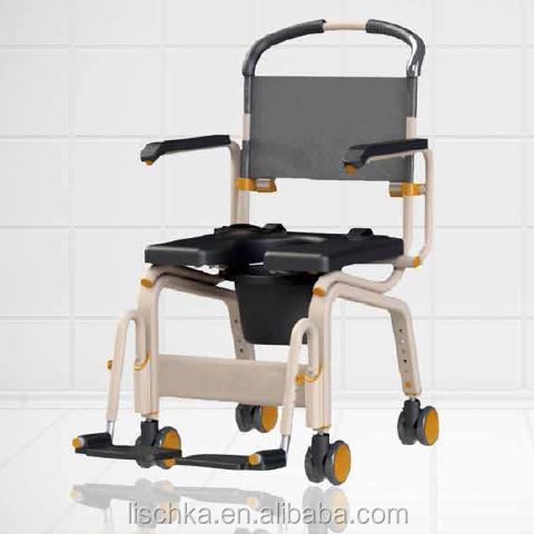 Movable shower chair for disable LBC600
