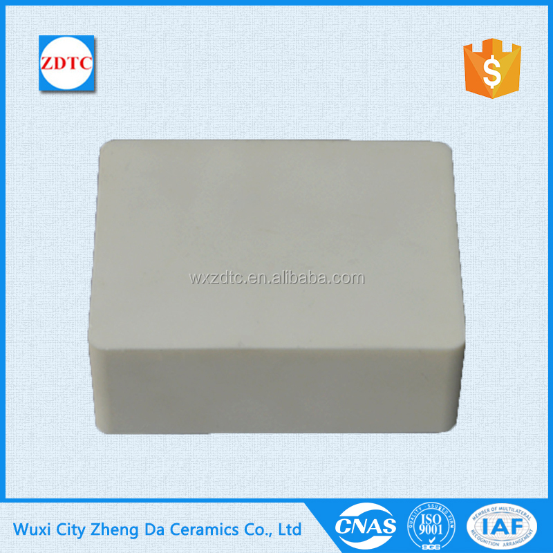 Great supplier 99 alumina ceramic crucible raw material