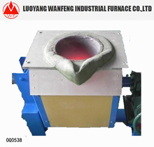 2017 new 300kg copper bronze brass induction melting electric furnace for sale