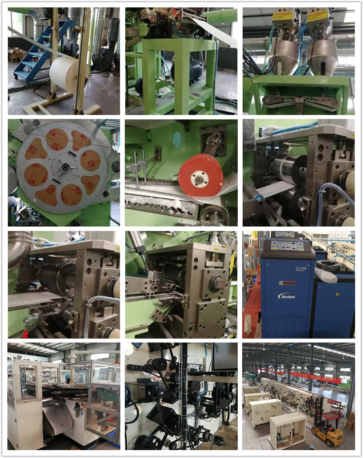 Full Servo Baby diaper machine manufacturer