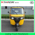 Passenger Taxi 3 three wheel motorcycle enclosed body motorcycle rickshaw tricycle