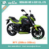 Factory price motorcycle china brand names and parts CHEAP Street Racing Motorcycle XF1 (200cc, 250cc, 350cc)