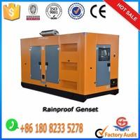 500kw shanghai shendong diesel power generator price for sale