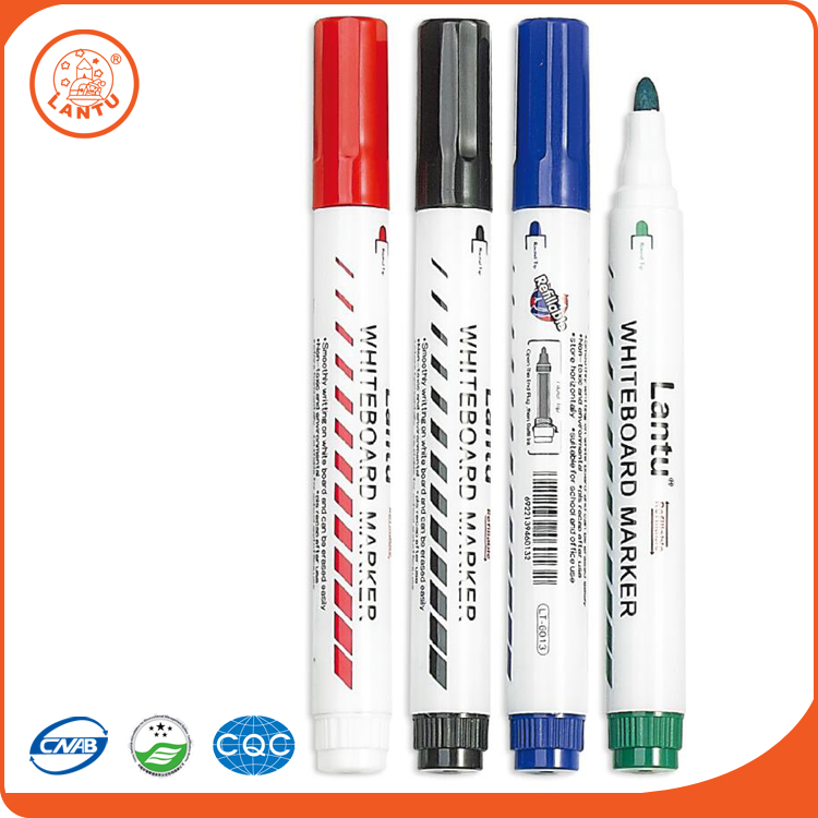 Lantu Wholesale Magnetic Promotion Marker Pen Dry Erase Magic Marker Pen