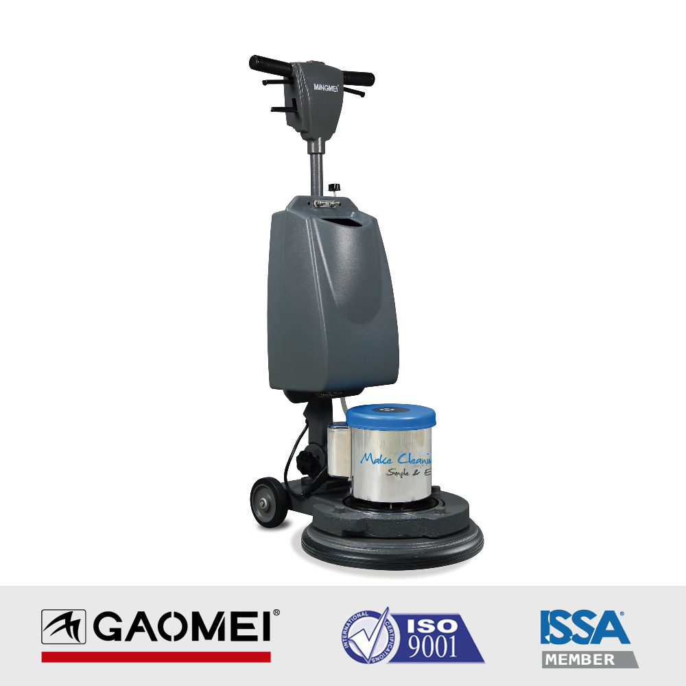 M17H Hard Floor Scrubbing, Buffing, Waxing Polishing Machine