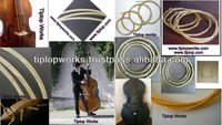 Tiplop Gut Strings for upright double bass hand made