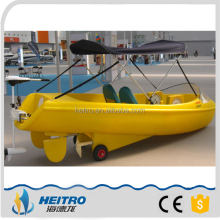 Polyethylene Electric engine Boat for sale