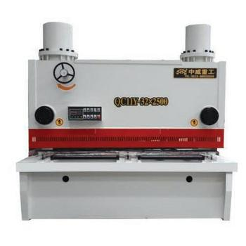 Low price qc12y-12*3200 hydraulic shearing machine large mechanical machine/plate cutter italy aluminum cutting machinery