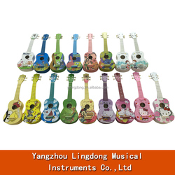 price of 21''cartoon children ukulele