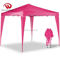 Hot sale printed Customized garden event waterproof folding tent