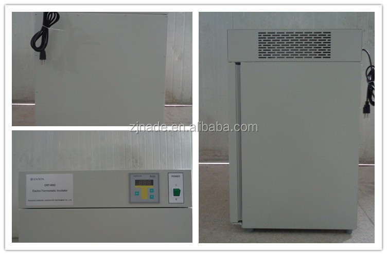 Nade Laboratory Thermostatic Devices CE Certificate Electro-Thermal Incubator DRP-9052 50L +5~65C
