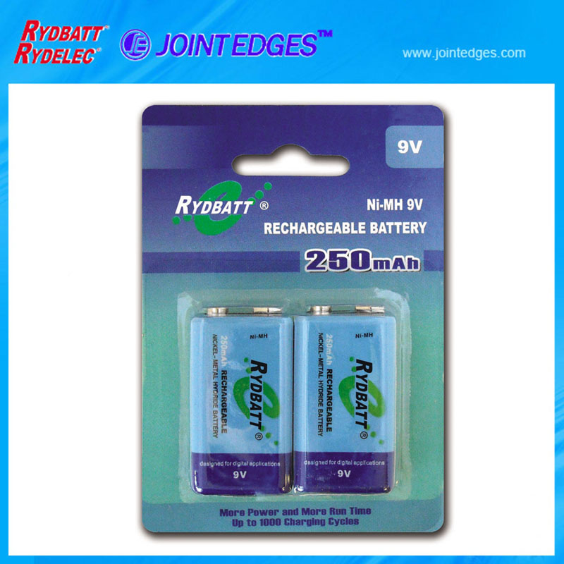 smart 9.6V 200mAh nimh ni-mh rechargeable battery for themomiter