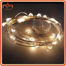 Christmas Decorating Copper Starry String Light LED Mini Fairy Lights