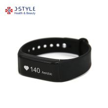 J-Style Bluetooth 4.0 sports tracker smart watch heart rate monitor