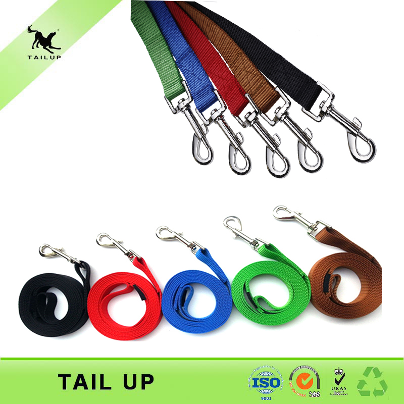 TAILUP OUTDOOR Wholesale nylon material DOG LEASH ropes