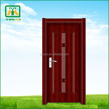 YM-063 Customized Best Sell Interior Office Design Timber Doors