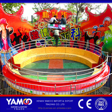 Crazy park amusement rides manufacturer disco tagada/ children games for family