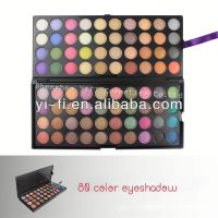 Girl cosmetic!80 color eyesahdow palette eye glamour