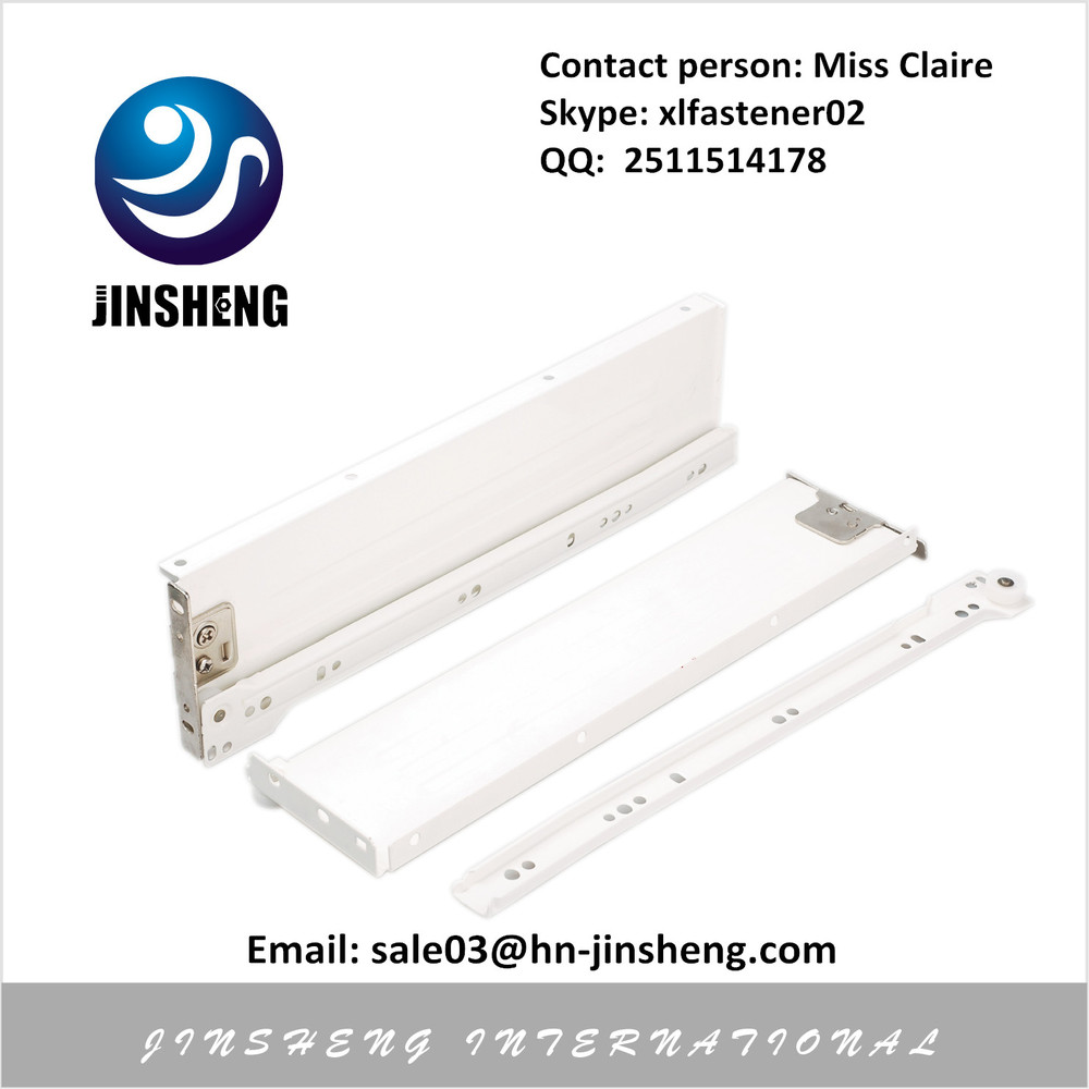 Manufacture for Drawer slide Metal box
