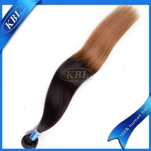 Raw unprocessed virgin remy hair highlights for black women