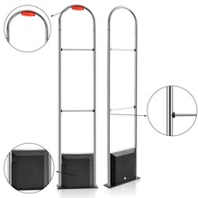 Anti Theft Door Gate for Retail Store RF EAS Alarm Detection System