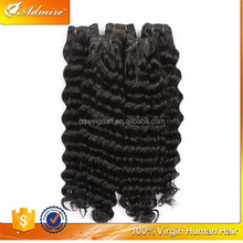 New Arrival Products Natural Color Very Cheap Human Hair Extensions for Black Women
