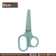 2016 Hot Sale student scissors with plastic handle