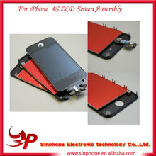made in China manufacturer original lcd for iphone 4g 4 shenzhen touch screen assembly