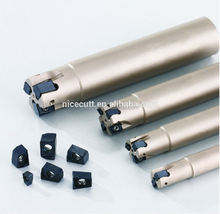 NiceCutt Tungsten Carbide Milling Cutter Face Milling Cutters H-SASF90 Series