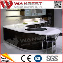 Free Standing Fancy Kitchen Cabinets Furniture