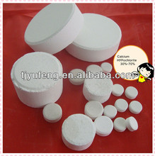 High Quality Super-chlor Calcium Hypochlorite,Factory Price Calcium Hypochlorite 70% 65%