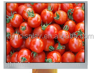 7.0-inch Trans-missive type color active matrix TFT LCD display