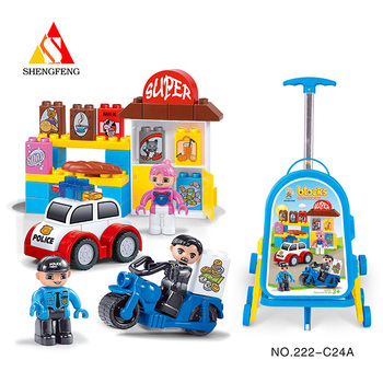 Robber superstore big size baby 3d building blocks children toy