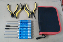 10 in 1 Precision RC Screwdrivers Tool Kit for RC Helicopter Plane Model Car assembly kits