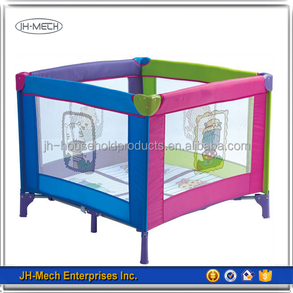 New Good Quality Large Square Baby Playpen in Dubai