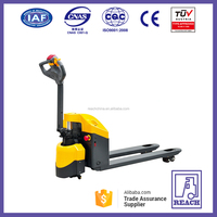 Widely Used 2000KG Mini Electric Pallet Truck CE Parts