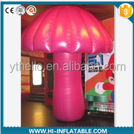 Hot selling kids party decoration led lighting inflatable mushroom No. mrm002 for sale