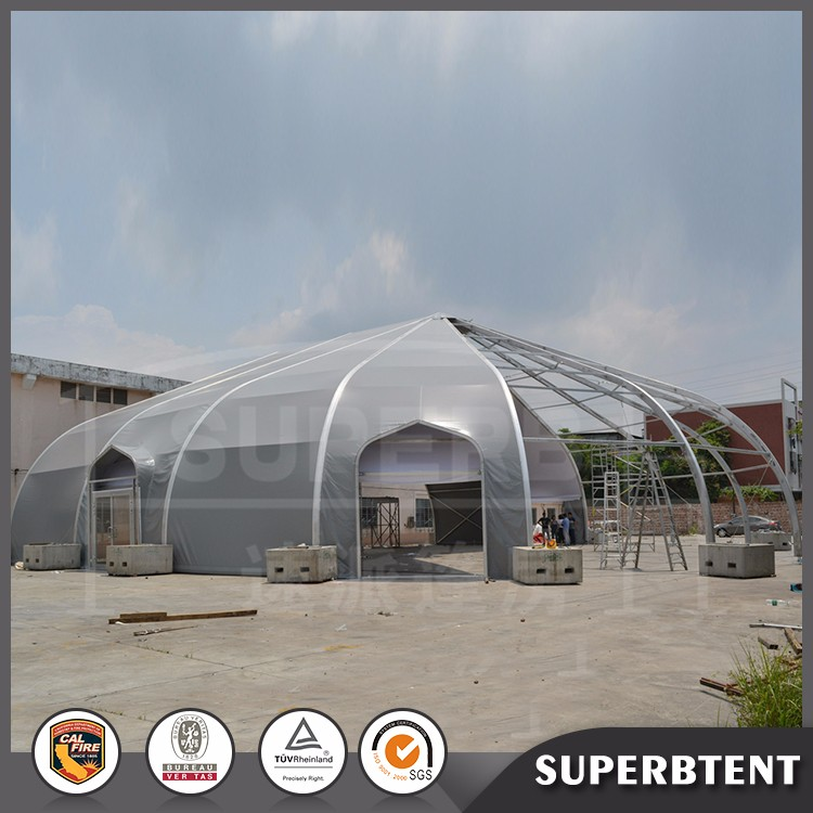 Outdoor Multi-Sides black wedding tent