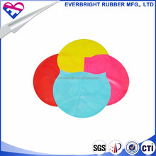 China factory manufacturing swim caps for women